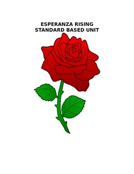 Esperanza Rising Standards Based Unit