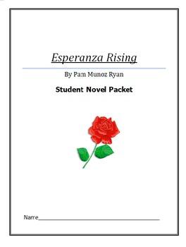 Esperanza Rising Student Novel Packet