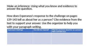 Esperanza Rising: Supporting Materials