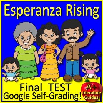 Esperanza Rising Test