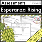 Esperanza Rising: Tests, Quizzes, Assessments