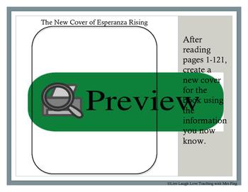 Esperanza Rising Tri-Fold Pg. 1-121
