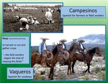 Esperanza Rising Visual Text Support- 131 Slides!