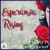 Esperanza Rising Vocabulary and Assessment Bundle