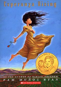 Esperanza Rising- Weekly assignments