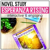 Esperanza Rising (by Pam Munoz Ryan): A Novel Study
