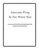Esperanza Rising by Pam Munoz Ryan Book Club Discussion Guide