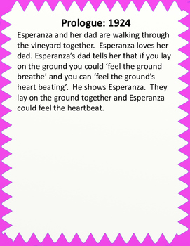 Esperanza Rising for Entering and Emerging ELLs
