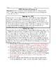 Espionage and Sediton Act Worksheet with Answer Key
