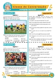 Esporte - Portuguese Speaking Activity