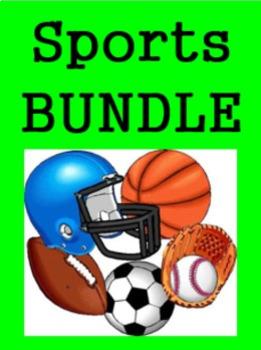 Esportes (Sports in Portuguese) Bundle