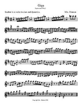 Espressione II: Etudes for Advanced Violin