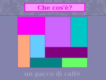 Espressioni de quantità Quantity Italian power point