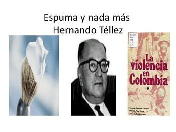 Espuma y nada más por Hernando Téllez