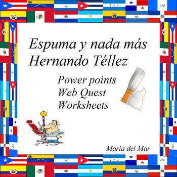 Espuma y nada más por Hernando Téllez Bundle