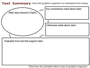 Essay Analysis Dial Versus Digital Promethean Common Core 6th 7th 8th