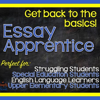 Writing help for struggling students