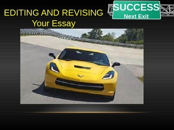 Essay Editing and Revising Made Easy PPT