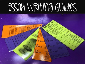 Essay Guides (Annotation, Introduction/Conclusion, MLA Format, etc.)