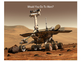 Essay Kit:  Would You Go To Mars?