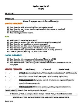 Essay Pack