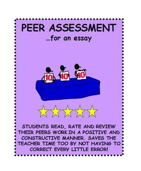Essay Peer Assessment