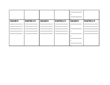 Essay Planner / Idea Organizer