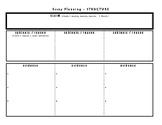 Essay Planning Graphic Organizer- Argument Essay Structure