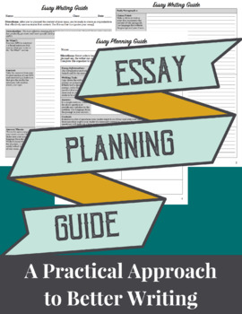 Essay Planning Guide
