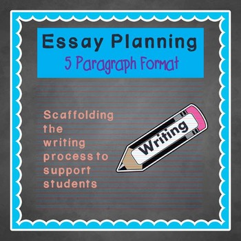 Essay Planning Handout and Worksheet