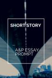Essay Prompt: John Updike's A&P