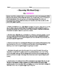 Essay Prompts for Discovering Wes Moore