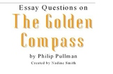 Essay Questions for The Golden Compass
