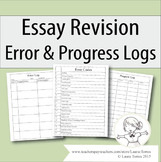 Essay Revision - Error and Progress Logs