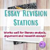 Essay Revision Stations