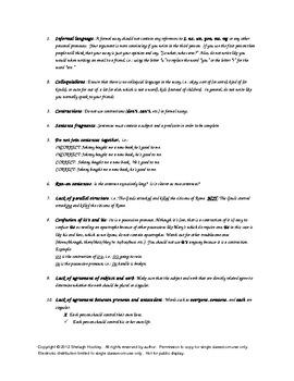Essay Stuff You Should Know