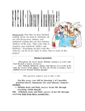 Essay Task Sheet and Breakdown for Speak by Laurie Halse Anderson