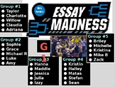 Essay Tournament Activity