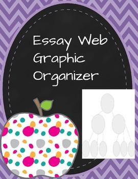 Essay Web Graphic Organizer