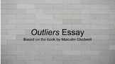Essay Worksheets for Malcolm Gladwell's Outliers