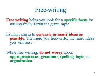 Essay Writing: An Introduction