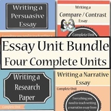 Essay Writing Bundle