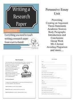 Essay Writing Bundle