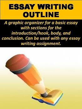 Essay Writing Graphic Organizer Notes