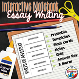 Essay Interactive Notebook: Activities for Middle and High