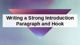Writing Introduction Paragraphs and Hooks