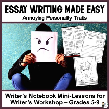 How To Stay Healthy Essay Essay Writing Made Easy Annoying Personality Traits My Hobby English Essay also My English Class Essay Essay Writing Made Easy Annoying Personality Traits By Ela Seminar Gal The Yellow Wallpaper Essay Topics
