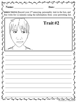 Essay Writing Made Easy: Annoying Personality Traits