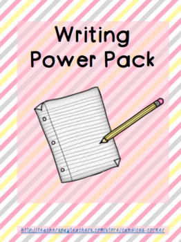 Essay Writing (Upper Elementary Power Pack)