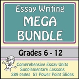 Essay Writing Mega Bundle